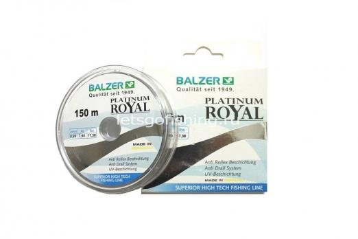 Леска Balzer Platinum Royal 150 м 0,28 мм