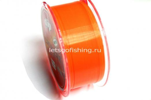 Леска ALCEDO DIP CROMIUM Cast Evo Hi Orange 0,285 300 м