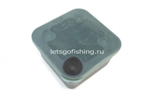Коробка MIDDY Eazy Seal Square Bait Box Large 3.3 (большая)