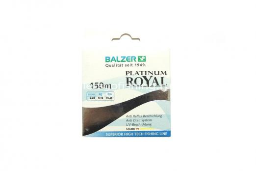 Леска Balzer Platinum Royal 150 м 0,22 мм
