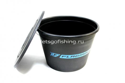 Ведро с крышкой Flagman Armadale Bucket With Cover 25л.